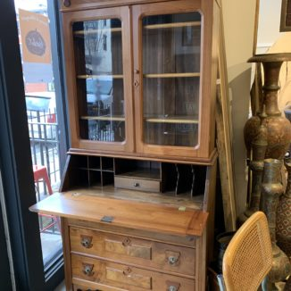 Antique Secretary Desk w/ Bookcase